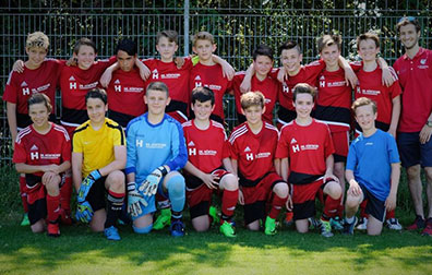 SC Böckingen | Fußball in Heilbronn | D1 - Junioren